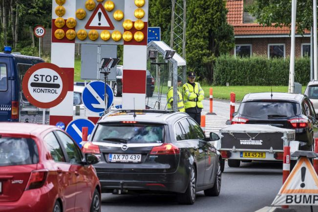 Общество, Швеция продлевает контроль на границах до мая | Швеция продлевает контроль на границах до мая