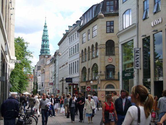 Калейдоскоп, Треть датчан раздражают назойливые продавцы | Треть датчан раздражают назойливые продавцы