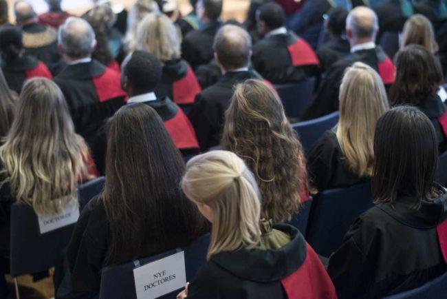 Общество, Норвежские университеты хотят равных прав для мужчин | Норвежские университеты хотят равных прав для мужчин