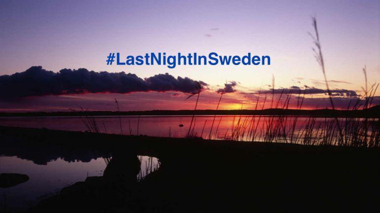 Калейдоскоп, Шведы просят американцев объяснить, что случилось прошлой ночью | Шведы просят американцев объяснить, что случилось прошлой ночью