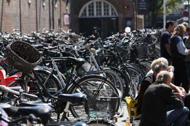 Калейдоскоп, Дорожная полиция Дании взялась за велосипедистов и водителей мопедов | Дорожная полиция Дании взялась за велосипедистов и водителей мопедов