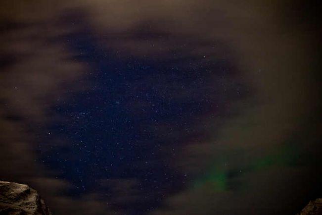 Калейдоскоп, Жители Рейкьявика выключат свет и станут любоваться звёздами | Жители Рейкьявика выключат свет и станут любоваться звёздами