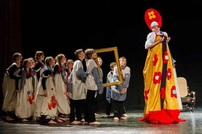 Культура, Второй международный фестиваль детских и молодежных театров «Сампо – мельница счастья» в Финляндии |