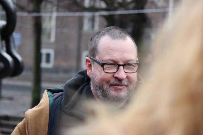 Кино, Ларс фон Триер снимает в Швеции фильм о серийном убийце |