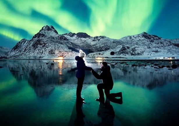 Туризм, Перевес багажа сорвал помолвку под звёздным небом Исландии | Перевес багажа сорвал помолвку под звёздным небом Исландии