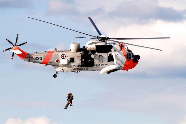 Калейдоскоп, В горах шведской Лапландии спасли двух человек | В горах шведской Лапландии спасли двух человек