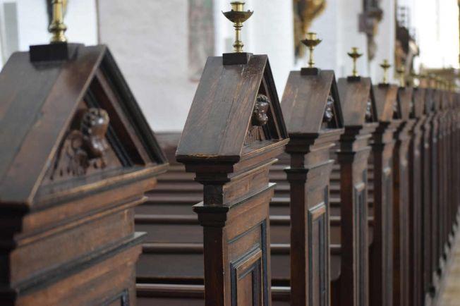Калейдоскоп, Датские церкви переходят на двухсменный режим работы | Датские церкви переходят на двухсменный режим работы