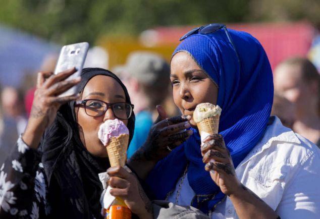 Общество, В Норвегии попытались узнать, улучшает ли иммиграция жизнь иммигрантов | В Норвегии попытались узнать, улучшает ли иммиграция жизнь иммигрантов