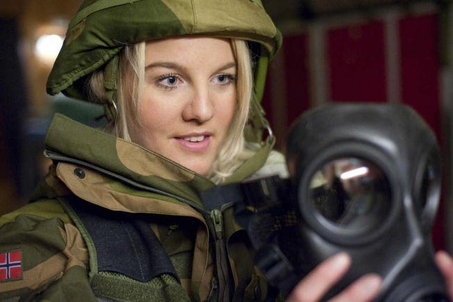 Общество, В Норвегии готовят первое в мире подразделение женского спецназа | В Норвегии готовят первое в мире подразделение женского спецназа