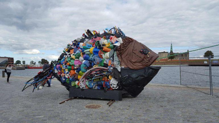 Калейдоскоп, Датчане собрали 155 тонн мусора в лесах королевства | Датчане собрали 155 тонн мусора в лесах королевства