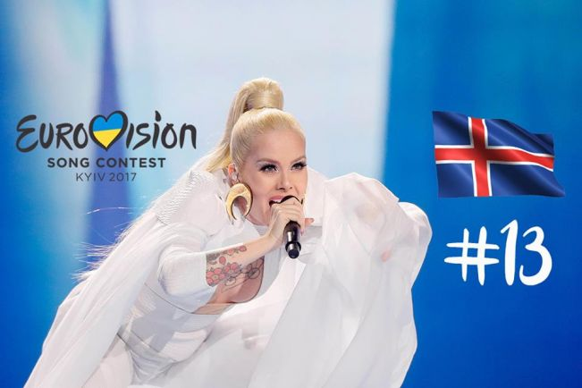 Культура, Исландская певица нарушила закон своей страны, участвуя в Евровидении | Исландская певица нарушила закон своей страны, участвуя в Евровидении