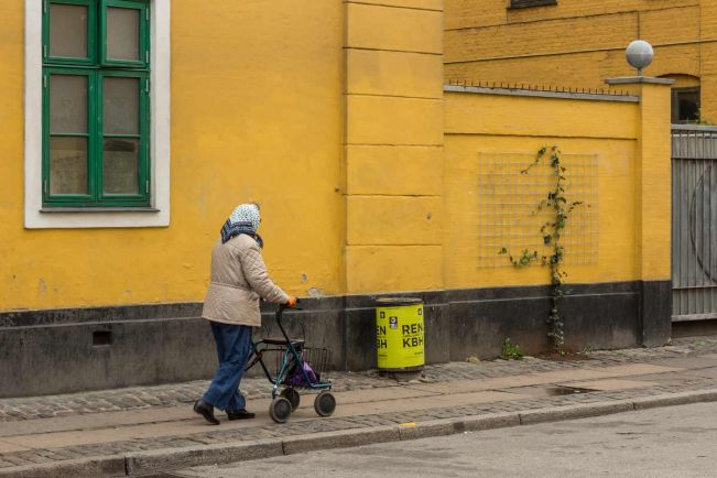Общество, Правительство Дании передумало поднимать пенсионный возраст | Правительство Дании передумало поднимать пенсионный возраст