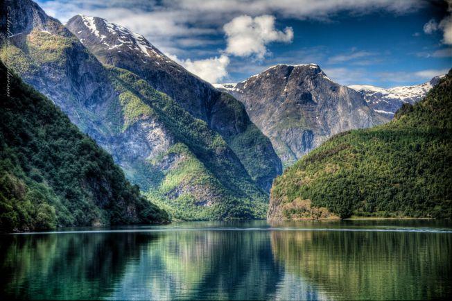 Полезная информация, По норвежским фьордам туристов повезёт электрический паром | По норвежским фьордам туристов повезёт электрический паром
