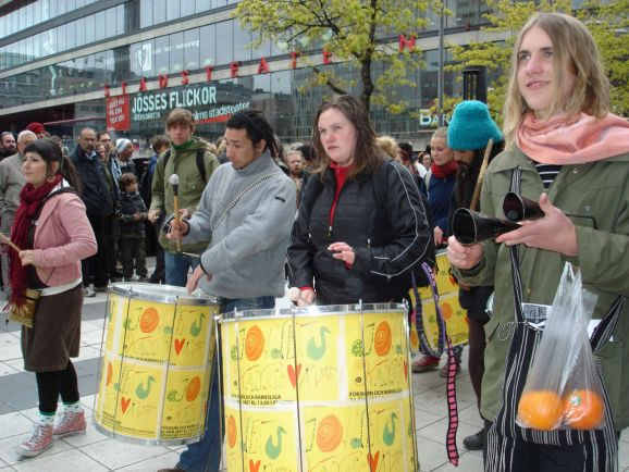 Общество, Националистическая партия  – третья по популярности среди шведов с иностранными корнями | Националистическая партия  – третья по популярности среди шведов с иностранными корнями