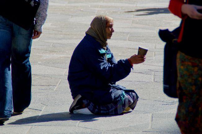 Общество, Дания ужесточает меры против нищих | Дания ужесточает меры против нищих