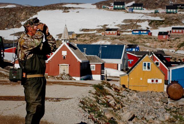 Калейдоскоп, После цунами, вызванного землетрясением, в Гренландии не могут найти четырёх человек | После цунами, вызванного землетрясением, в Гренландии не могут найти четырёх человек