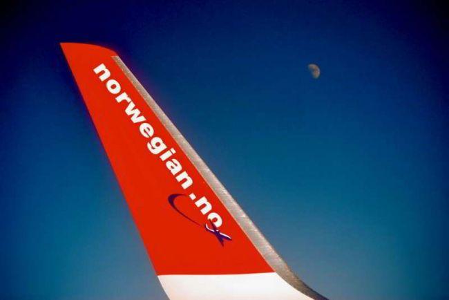 Бизнес, Конкурент пророчит банкротство авиакомпании Norwegian |