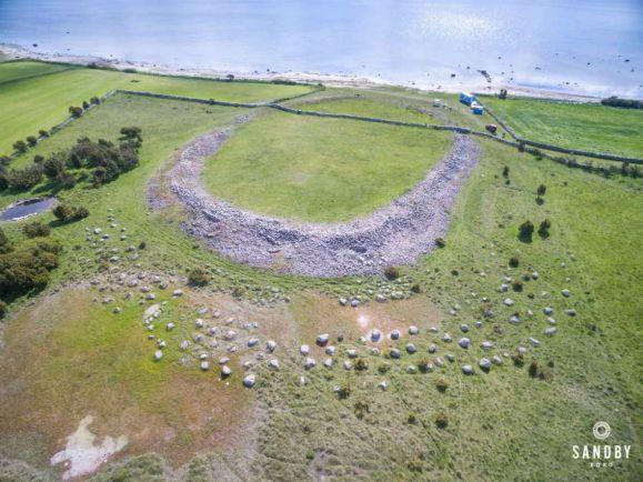 Калейдоскоп, Шведские археологи расследуют массовое убийство пятого века | Шведские археологи расследуют массовое убийство пятого века