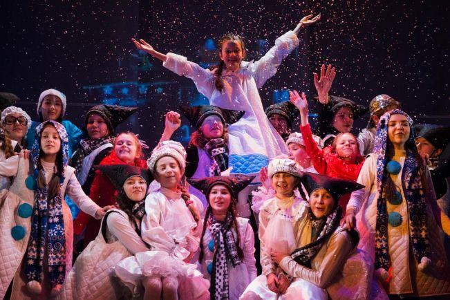 Культура, Финский город Ювяскюля принимает международный фестиваль детских русскоязычных театров | Финский город Ювяскюля принимает международный фестиваль детских русскоязычных театров