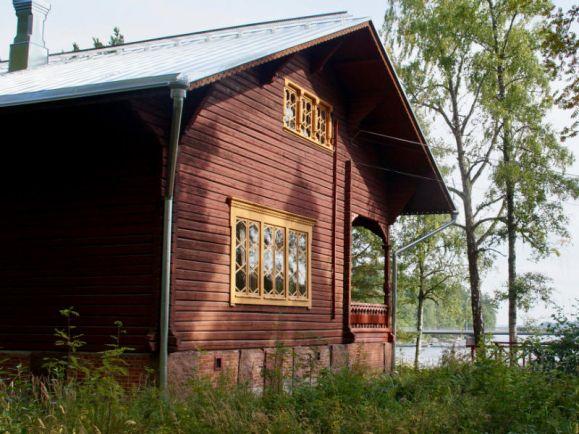 Статьи Туризм, Шесть причин побывать в музее Рыбацкий домик императора Александра III | Рыбацкий домик императора Александра III в Лангинкоски