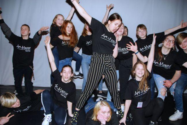 Культура, Международный театральный фестиваль «Сампо — мельница счастья» | Международный театральный фестиваль «Сампо — мельница счастья» в четвертый раз принимал гостей в Ювяскюля