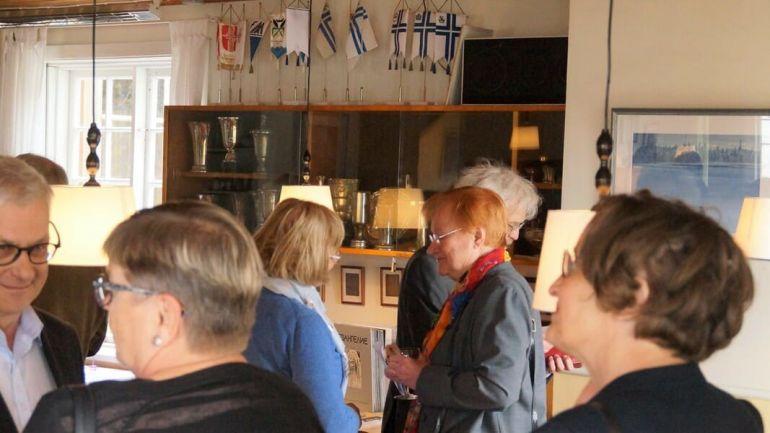 Культура, В Хельсинки открылась выставка художника Мюда Мечева | В Хельсинки открылась выставка художника Мюда Мечева