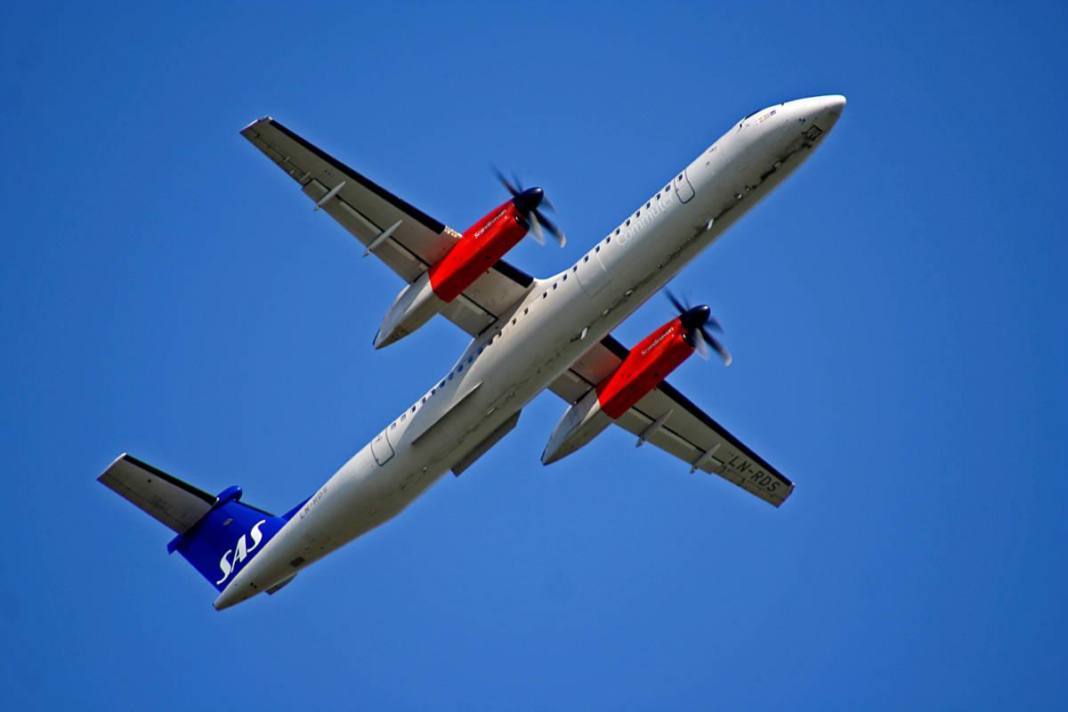 Забастовка повлияет напланы 20 000  пассажиров скандинавского авиаперевозчика SAS