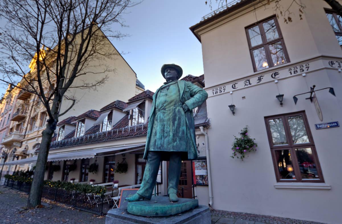 ВНорвегии пожаловались наповышенное внимание туристов из-за известного мультфильма «Холодное сердце»