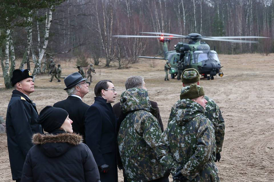 Фото: Управление делами Президента Республики Финляндии
