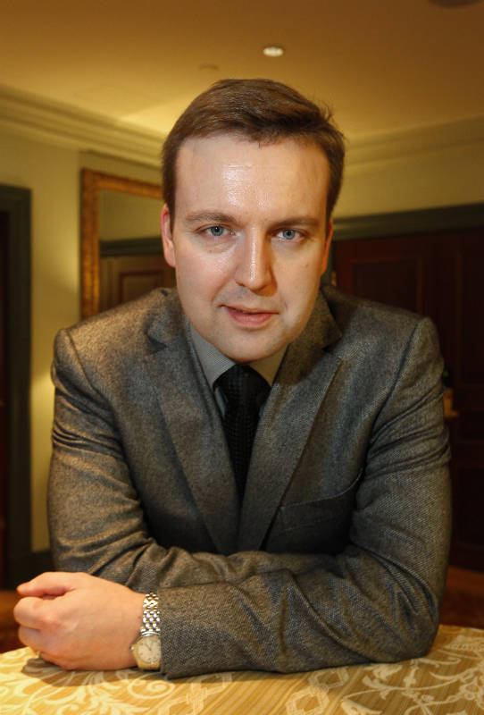 Savonlinna Opera Festival / Timo Seppäläinen/ Генеральный директор Йэн Стрэндхольм