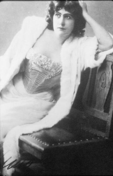 Savonlinna Opera Festival / Айно Акте 1912 год
