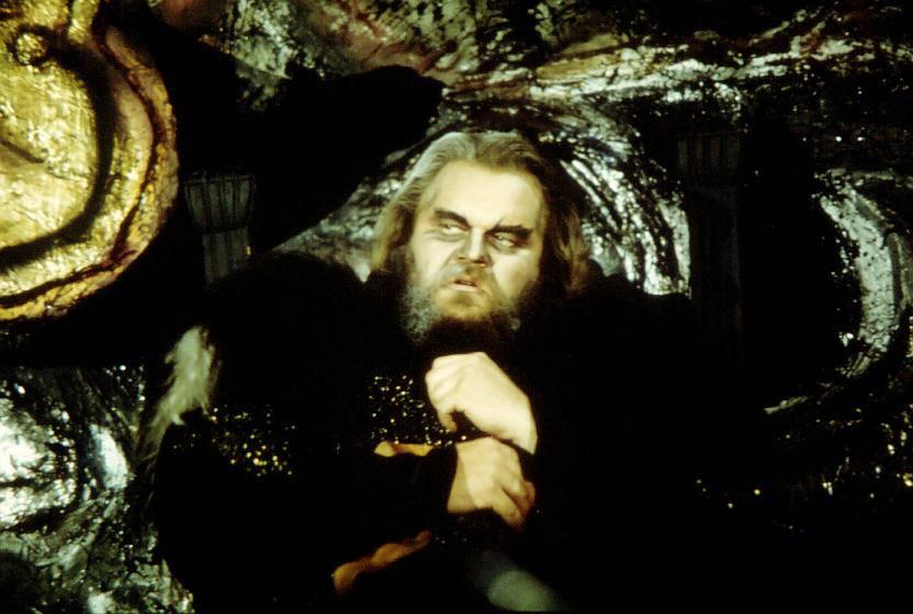 Savonlinna Opera Festival /Борис Годунов 1974 / Мартти Талвела (Борис Годунов)