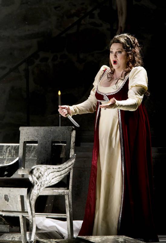 Savonlinna Opera Festival / Puccini Tosca -2015 / Elena Pankratovia (Floria Tosca)