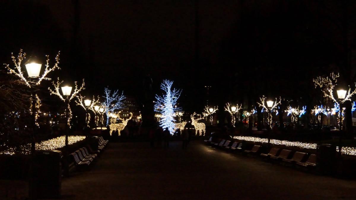 Фото: ScandiNews/ Хельсинки. Эспланада