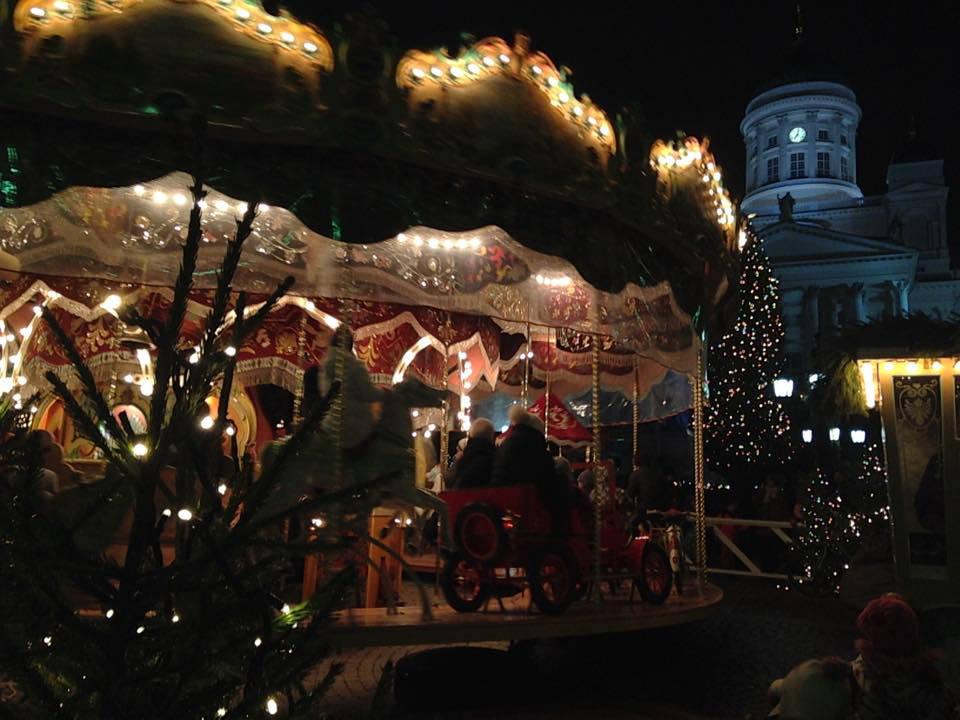 Фото:ScandiNews / Хельсинки. Рождество 2015 г.