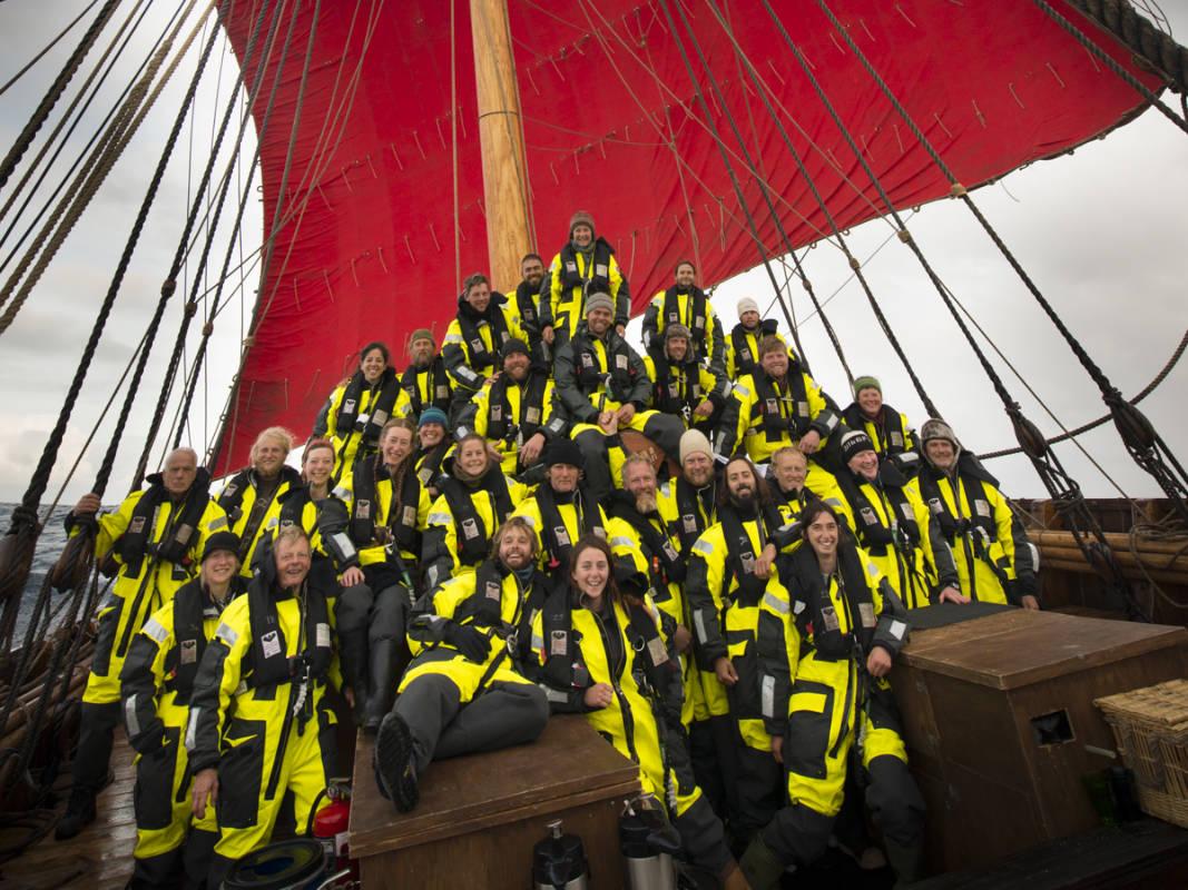 Draken Harald Hårfagre/Photographer: Peder Jacobsson