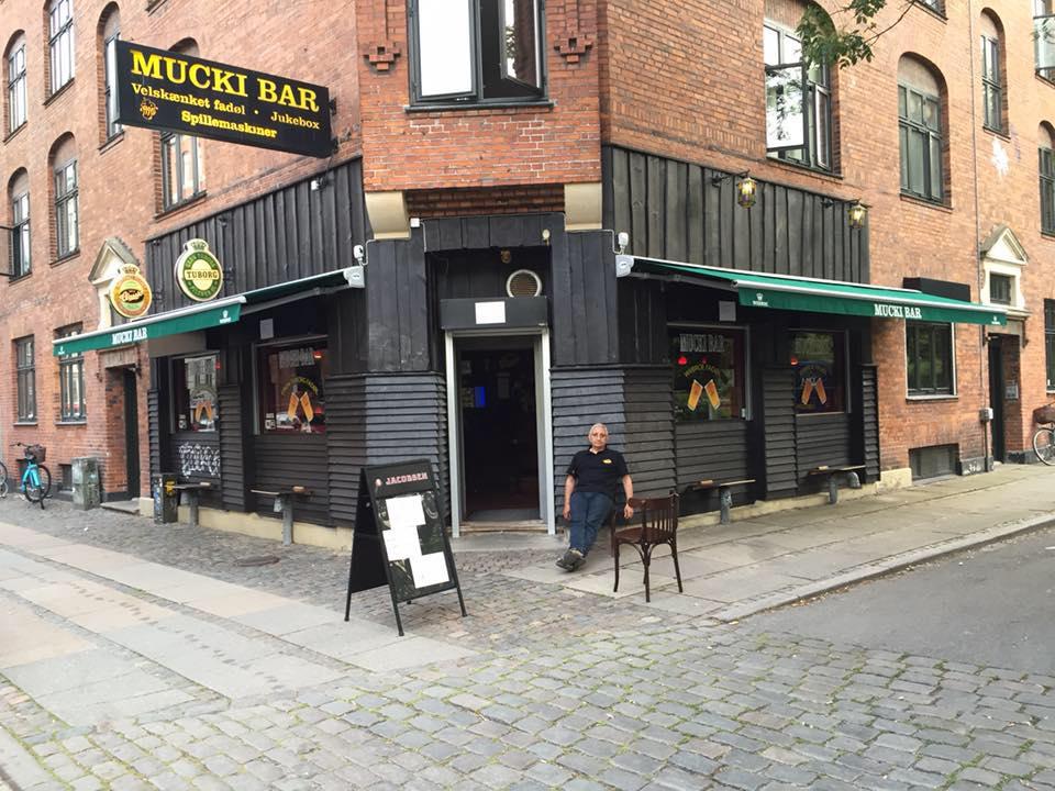 Копенгаген. Mucki-Bar