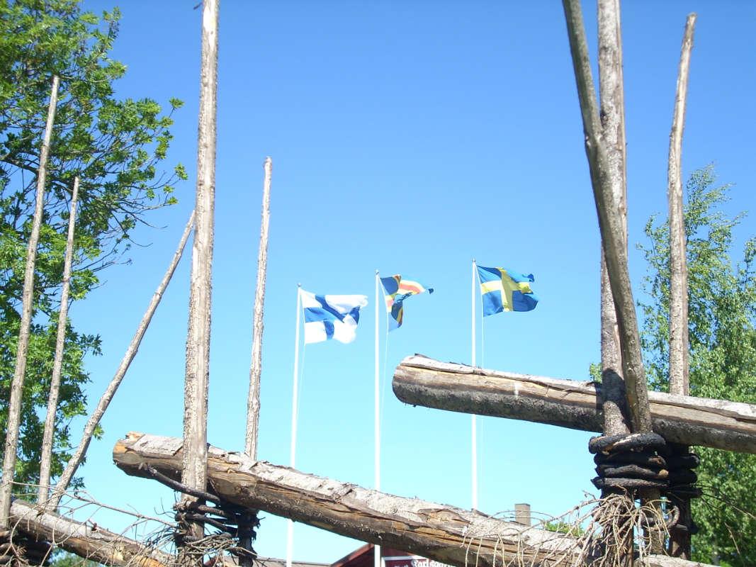 Fredrik Rubensson / Kastellholmen åland