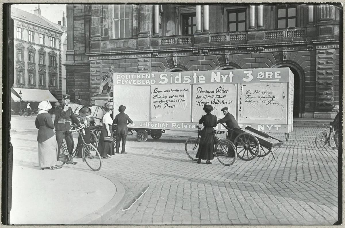 Martin Højbjerg / Copenhagen, 1914
