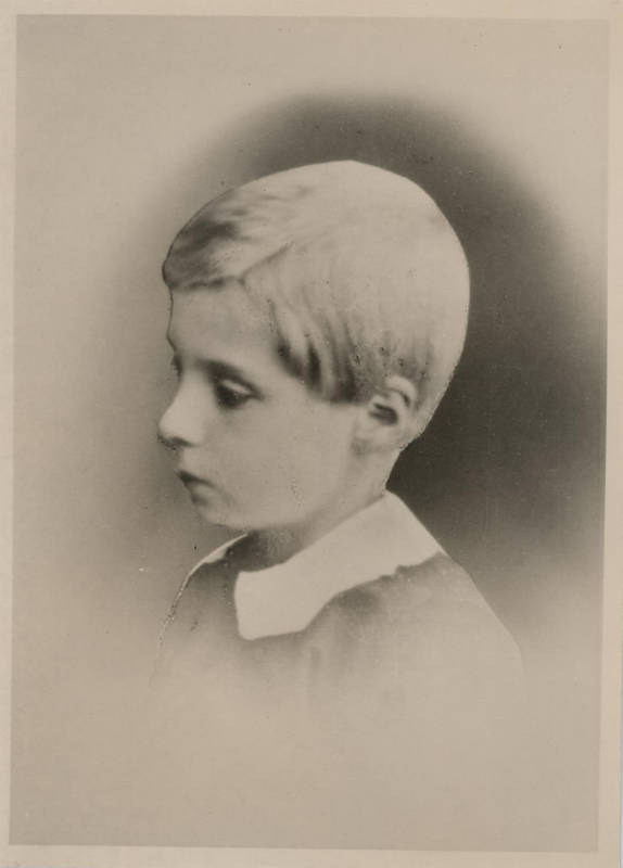 Bergen Public Library Norway / Carl Anderson /1854, Kristiania (Oslo)/Norway / Edvard Grieg, age 11