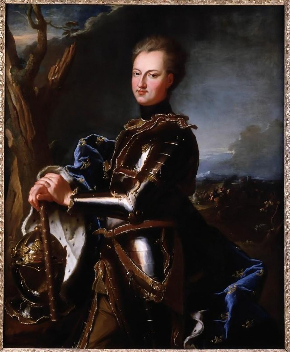 Карл XII - последний король-викинг и последний европейский монарх, погибший в бою
