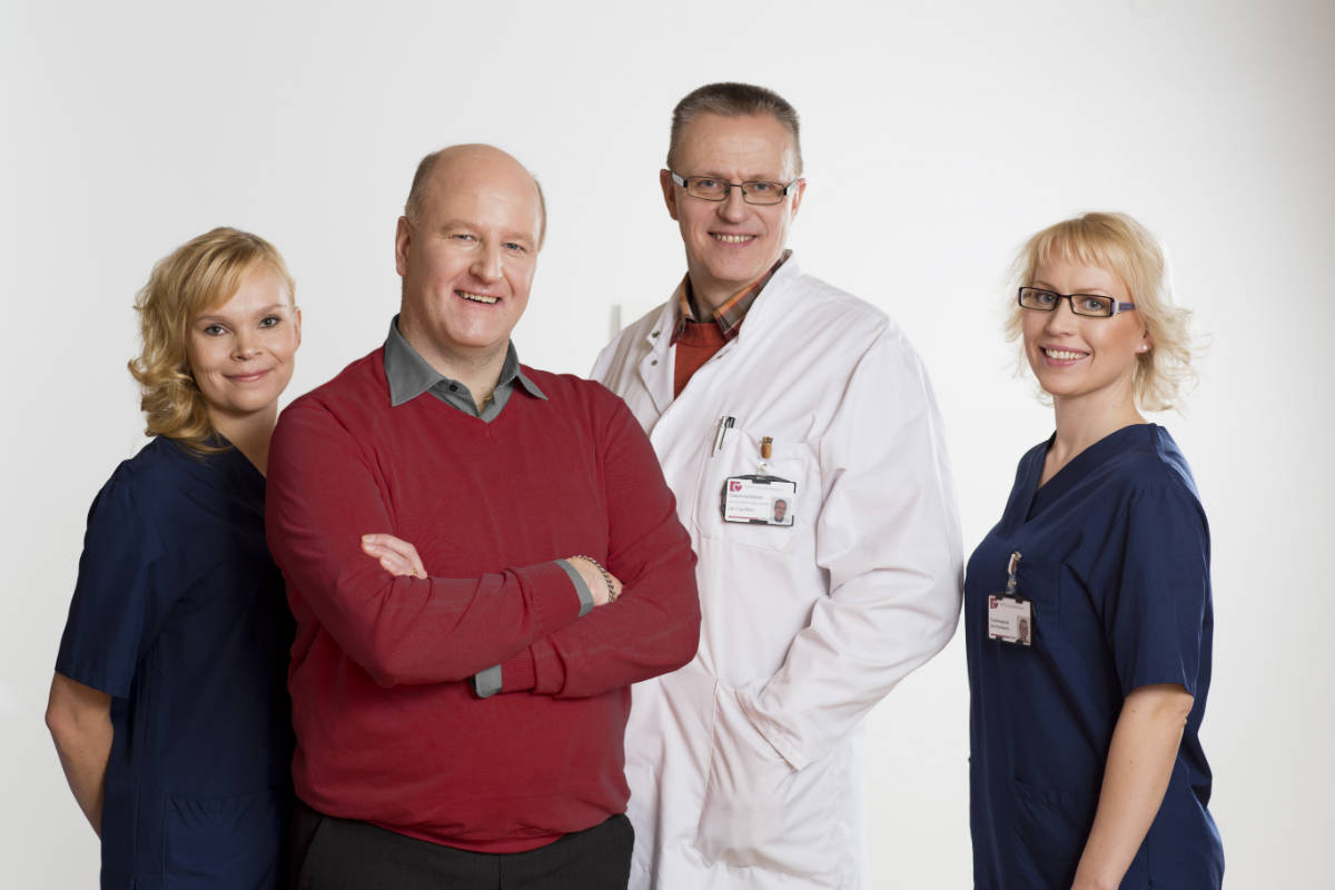 Адрес клиники: TAYS Sydänkeskus Oy, PL 2000, Teiskontie 35, 33521 Tampere, Finland