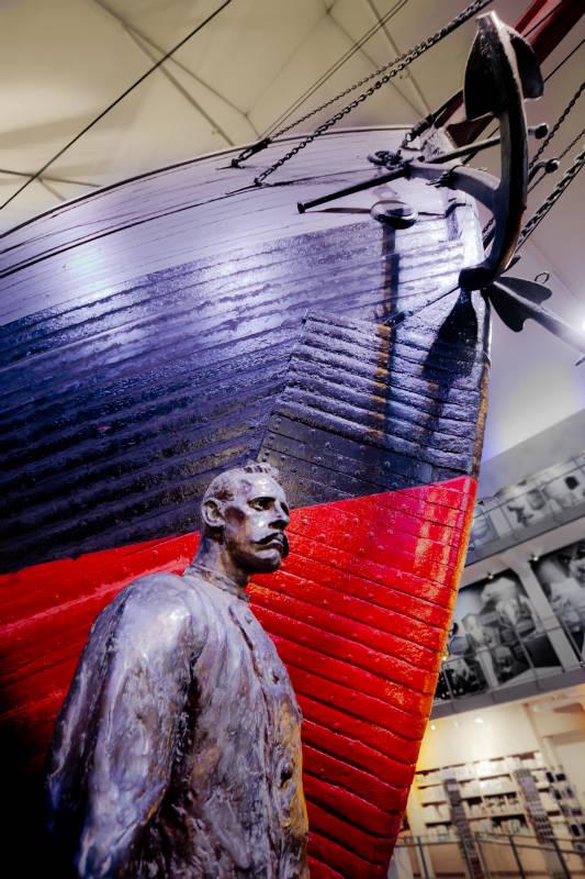Вячеслав Титов/ Музей Фрам. Осло. Норвегия.
