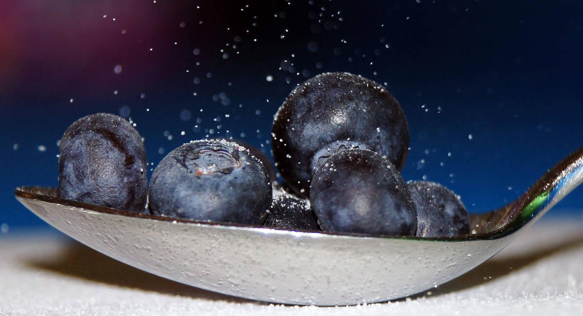 flikr/ Raj Stevenson / blueberrys