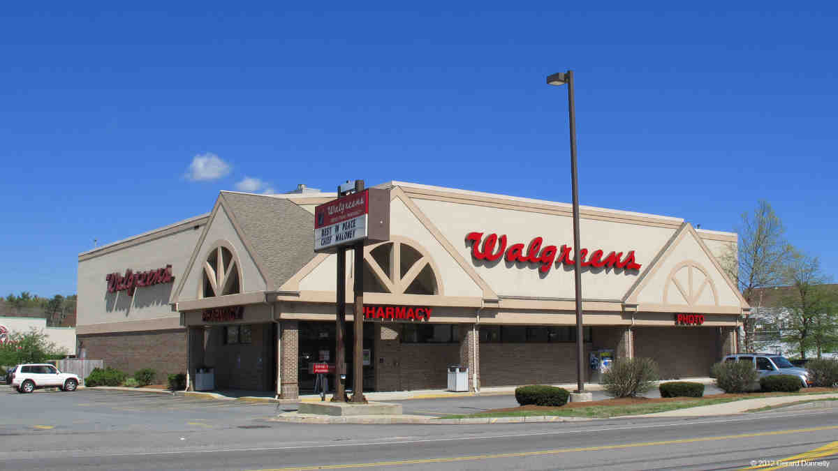 Gerard Donnelly / Walgreens