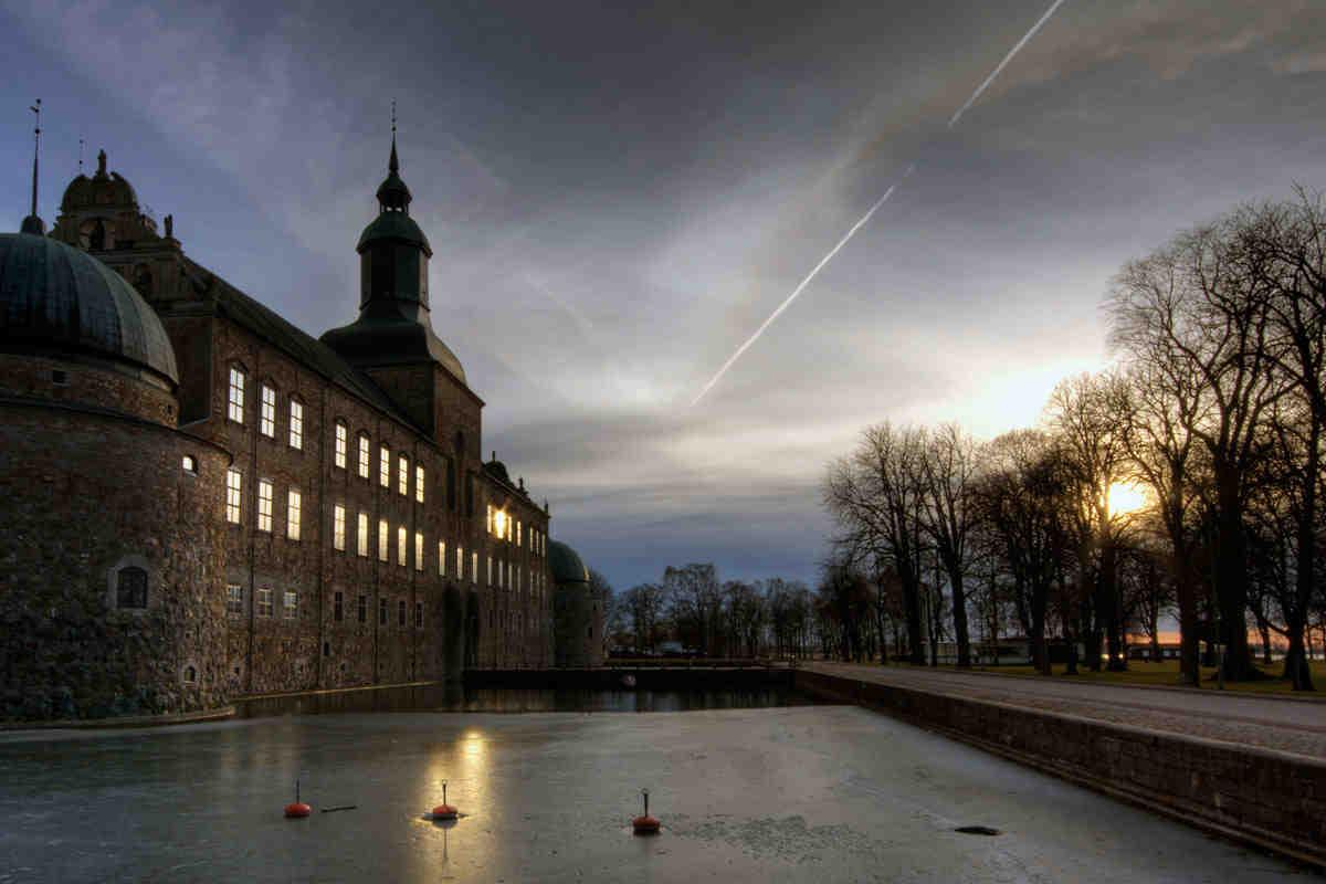 PROJohan Klovsjö/ Vadstena Castle