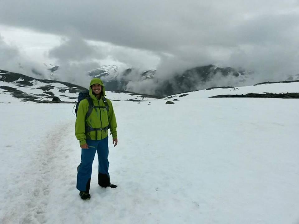 Фото: ActiveLife / Съемки сериала ExpeditionNordWay в Норвегии