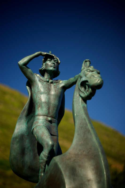 flikr / der Dominik / Statue von Leif Eriksson