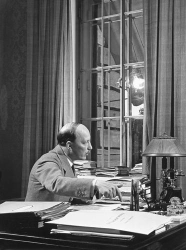 Фото: Банк Финляндии. Банк Финляндии в 1930 - е годы