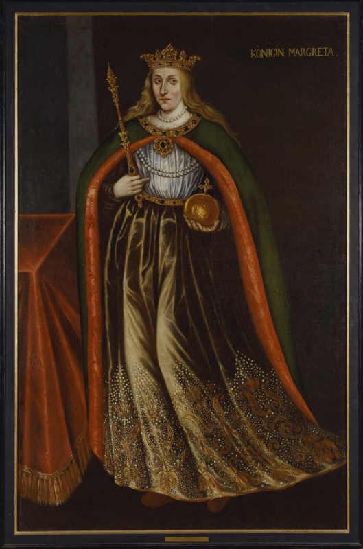 Margareta, 1353-1412, drottning av Danmark Norge och Sverige
